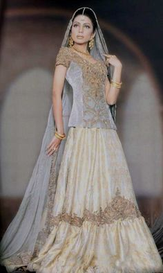 pakistani bride dresses