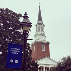 So be it, Southeastern Baptist Theological Seminary, Wake Forest, NC