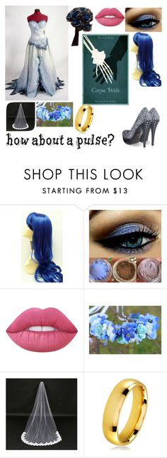 """Corpse Bride"" by mintyloverxoxo ❤ liked on Polyvore featuring Burton, Iron Fist, Lime Crime, West Coast Jewelry, timburton and corpsebride"