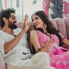 Inside Superstar Rana Dagubbati's Intimate Hyderabad Wedding Mehndi Ceremony, Haldi Ceremony, Indian Wedding Planning, Wedding Planning Websites, Wedding Goals, Wedding Pics, Wedding Photoshoot, Wedding Bride, South Indian Weddings