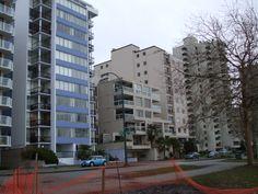 Beach Avenue Vancouver West End