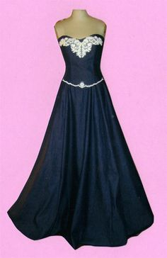 Denim Wedding Dresses   ... Wedding, Special Occasion, Western Wedding, Denim and Laces Wedding