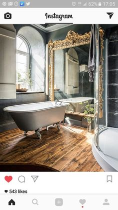 bathroom inspiration Century engine house becomes rough-luxe retreat in Cornwall Bad Inspiration, Bathroom Inspiration, Style At Home, Style Uk, Engine House, Interior Design Minimalist, Contemporary Interior, Chic Bathrooms, Luxury Bathrooms