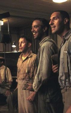 The Soggy Bottom Boys in O Brother, Where Art Thou? Catch Frank on Film4, Wednesday 31st August.