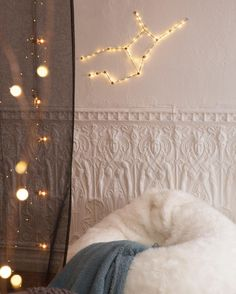 String light constellations are almost as good as the real thing. #UOHome #UOGifted