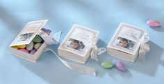 Story Book Wedding Favours | Book Favour Boxes - Pink Frosting