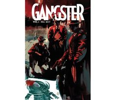 """""""Gangster vol 1"""" My Books, Geek Stuff, Comic Books, Comics, Reading, Movie Posters, Geek Things, Film Poster, Reading Books"""