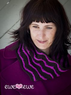 NobleKnits Yarn Shop  - Ewe Ewe Layer Cake Cowl Knitting PDF Pattern, $5.95 (http://www.nobleknits.com/ewe-ewe-layer-cake-cowl-knitting-pdf-pattern/)