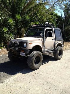 1000 Images About Suzuki Samurai S On Pinterest Samurai