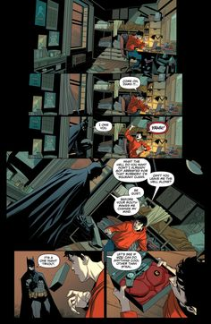 Batman - Arkham Knight - Genesis 1 Page 20