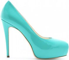 nine west turquoise heels - Google Search