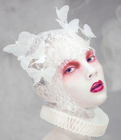 mist and powder by Natalie Shau, via Behance