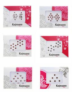 Buy Maroon Colour Differeant Size Bindi Set|Regular plain bindi for women (Set Of 6) Online | Anuradha Art Jewellery Richie Rich, Bindi, Exclusive Collection, Jewelry Art, Bring It On, Stone, Holiday Decor, Frame, Design