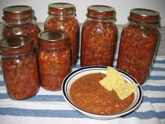 Canning Refried Beans