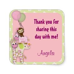 =>>Save on          Girl Jungle Safari Animal square sticker pink JJ           Girl Jungle Safari Animal square sticker pink JJ This site is will advise you where to buyShopping          Girl Jungle Safari Animal square sticker pink JJ Review on the This website by click the button below...Cleck Hot Deals >>> http://www.zazzle.com/girl_jungle_safari_animal_square_sticker_pink_jj-217556082663619943?rf=238627982471231924&zbar=1&tc=terrest
