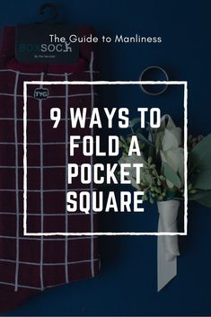 9 ways to fold a poc