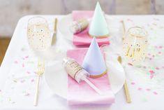 Pastel birthday party ideas
