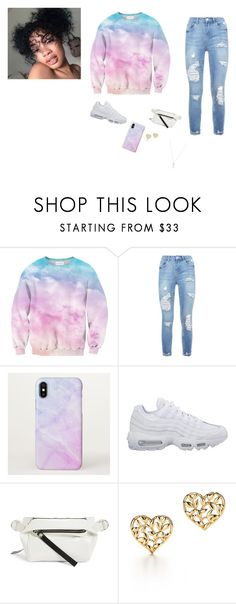 """""""Untitled #119"""" by edenprincess on Polyvore featuring NIKE, Proenza Schouler, Paloma Picasso and Tiffany & Co."""