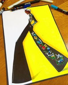 ideas fashion sketchbook ideas for 2019 Dress Design Sketches, Fashion Design Sketchbook, Fashion Design Portfolio, Fashion Design Drawings, Fashion Sketches, Drawing Fashion, Paper Fashion, Fashion Art, Fashion 2018
