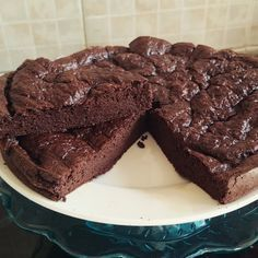 The Slimming Mama: Slimming World Chocolate Brownies - 1.5 syns