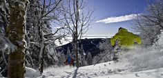 Le Massif de Charlevoix is a unique destination in Canada! Plan and book your vacation package in the Charlevoix region. Charlevoix Quebec, Best Powder, Canada, Belle Villa, Canadian Rockies, Quebec City, Vacation Packages, Places Ive Been, Skiing
