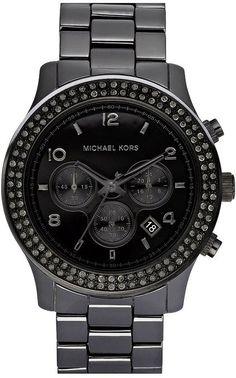 Michael Kors Damen-Armbanduhr XL Chronograph Quarz Keramik MK5360 Michael Kors Watch, Rolex Watches, Stylish, Womens Fashion, Woman Watches, Accessories, Jewelry, Amazon Fr, Image