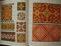 Ukrainian cross stitch patterns