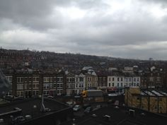 View from my flat in #⃣Hampstead, day off work so time to relax!