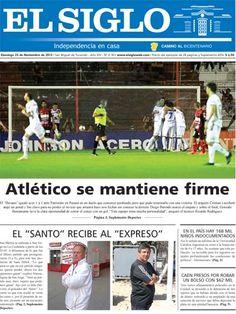 Diario El Siglo - Domingo 25 de Noviembre de 20 12