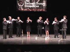 Festive Overture National Trumpet competition Finals 2009 Juilliard