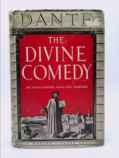 The Divine Comedy of Dante Alighieri (Modern Library, 208)   New and Used Books from Thrift Books