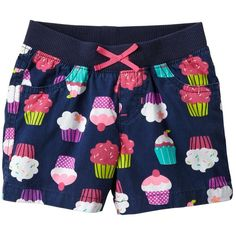 Jumping Beans Cupcake Shorts - Toddler ($5.99) ❤ liked on Polyvore featuring baby stuff and babies