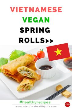 Try these colourful & tasty snack vegan spring rolls as fresh & healthy snack for a family gathering, vibrant with fresh veg and juicy mango.Tasty & fresh spring rolls ingredients.GET THIS EASY RECIPE👇 Healthy food to make,meals healthy,healthier food, easy healthy recipes, healthy food idea, whole30 food, healthy foodie,healthy food recipe,vegan recipes,vegan food,healthy snacks,vegan snacks,healthy snacks to go,healthy snacks, vegan snacks