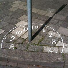 great idea for public spaces