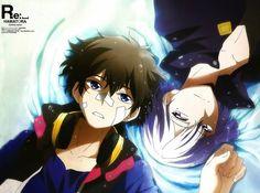 #Hamatora #anime