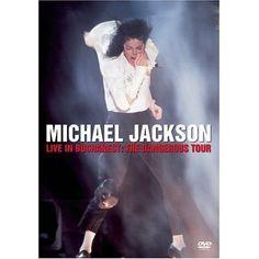 DVD MICHAEL JACKSON IN LIVE - Importado