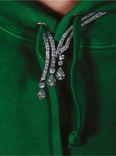 midnight-charm: Ella Wennstrom photographed by Paul Scala for Harper's Bazaar India Bride December 2016/January 2017. Stylist: Jonathan Ailwood Hair: Vincent De Moro Makeup: Hugo Villard