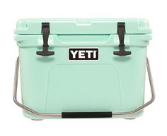 Yeti Roadie 20 Small but mighty, the YETI Roadie is the best personal cooler you'll ever find to protect your lunch from the ravages of sandwich-soggifying, drink-sweating heat. Built with the same ha