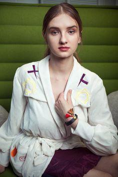Ania Łakomska (K MAG), Ania Migacz Lesińska (Mnishka / CARGO by OWEE), Małgosia Nitner (Fashion Management Club), Ania Malko (TFH Koncept) specjalnie dla WOŚP ręcznie spersonalizowały smartband Fitbit i stworzyły unikatową, inteligentną bransoletkę inspirowaną miastem Madryt. www.aukcje.wosp.org.pl.