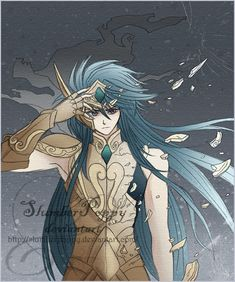 Saint Seiya - Dust to Zero by SlumberPoppy