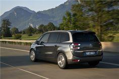 """Citroën Grand C4 Picasso conquista galardão nos """"Fleet New Awards"""" de 2014"""