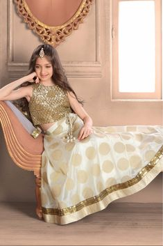 Indian Wear Girls Kids Lengha Choli Designer fancy Bollywood Wedding Dress 143 in Clothing, Shoes & Accessories, Cultural & Ethnic Clothing, India & Pakistan Wedding Dresses For Kids, Gowns For Girls, Dresses Kids Girl, Kids Outfits, Wedding Outfits, Baby Dresses, Spring Outfits, Kids Lengha Choli, Lehenga For Girls