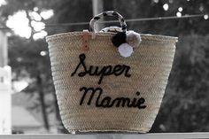L'atelier Des Petites Bauloises: Panier Super Mamie