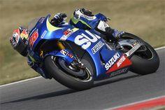 From Vroom Mag... Maverick Viñales qualifies 7th at Brno, Aleix Espargaro 15th