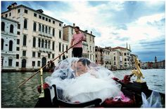 Wedding in Venice Italy