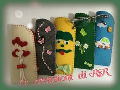 Felt Wallet, Felt Crafts Patterns, Felt Case, Wallet Pattern, Glasses Case, Craft Stick Crafts, Pin Cushions, Charity, Fun Facts