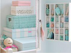 Craft room corner2-01 by toriejayne, via Flickr