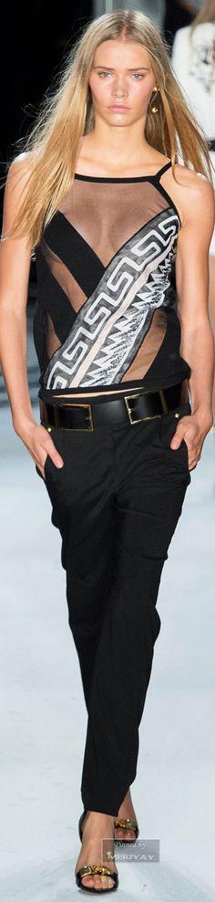Versus Versace.Spring 2015 §