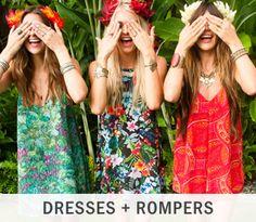 Shop Boho Chic Dresses & Cute Dresses | Show Me Your MuMu