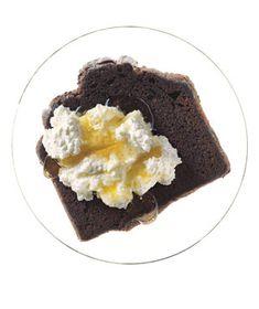 Chocolate Pound Cake With Ricotta